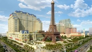 Las Vegas Sands To Open New Casino Resort In Macau(For more gambling news, reviews and exclusive casino promotions, visit http://www.gamblingherald.com., 2016-09-13T11:04:56.000Z)