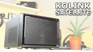 Kolink Satellite (Mini ITX/Micro ATX) Review