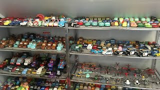 Thanksgiving Special: My Disney Cars Collection! Part 1