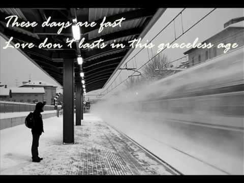 Bon Jovi - These Days with lyrics
