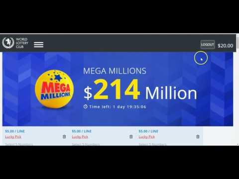 Winning Lottery Tickets, Buy On Online Here 19.01.2017