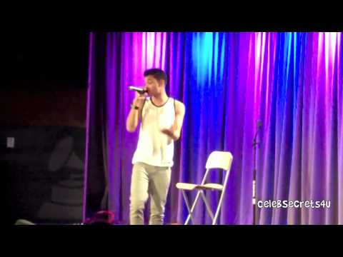 Roshon Fegan Performs at The GRAMMY Museum!
