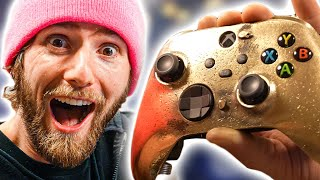 We're Making a SOLID GOLD Xbox Controller