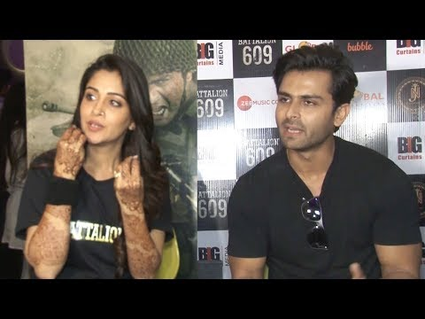 Dipika Very Proud Feel In Shoaib Debut Film Battalion 609 Pr