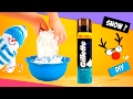 WANNA WINTER WONDERLAND? - HOW TO MAKE FAKE SNOW!