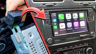 CAMBIO la RADIO de mi COCHE por una con ANDROID AUTO y APPLE CARPLAY