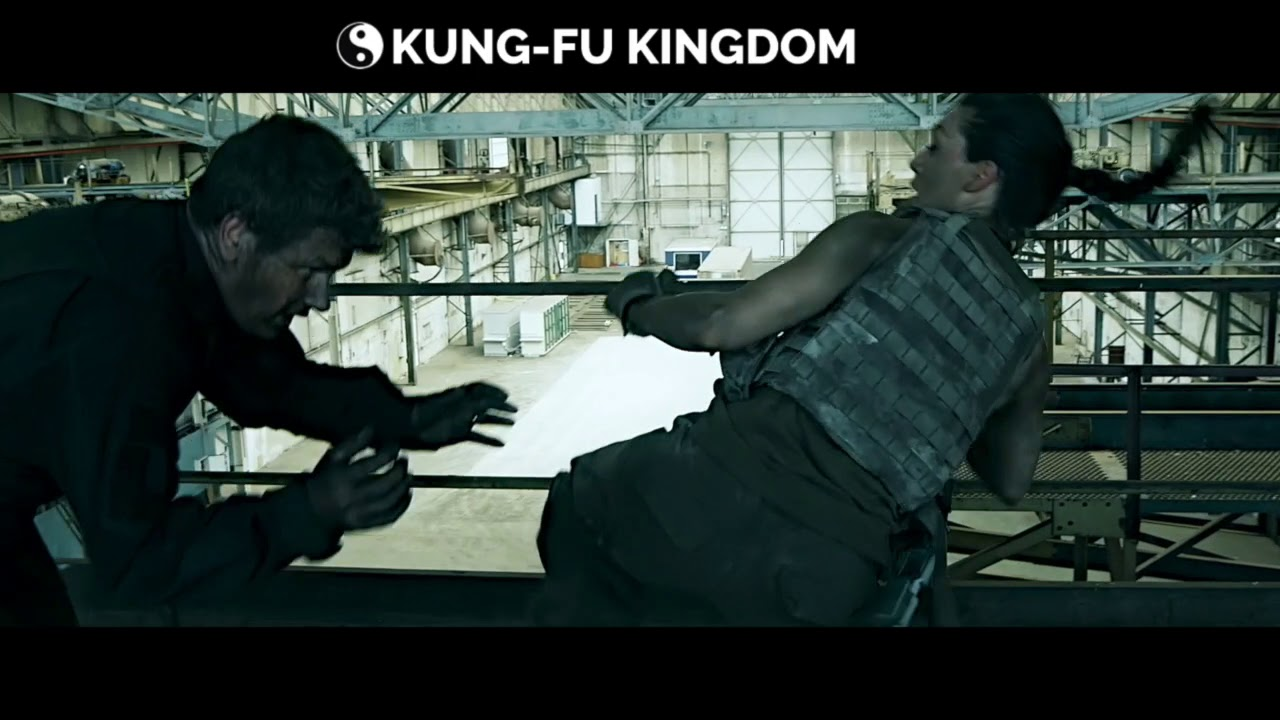 Download Kung Fu Kingdom EXCLUSIVE FIGHT CLIP! Transit 17