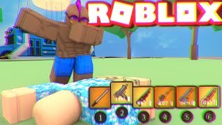 BEING TOXIC AND DABBING ON NOOBS IN ROBLOX FORTNITE (FULL LEGENDARY & MYTHIC LOADOUT)