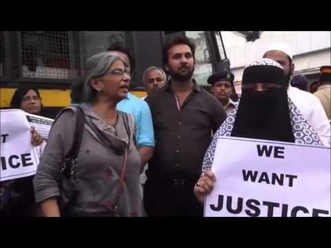 Murder of a worker Yakub Shaikh in Toyota service centre , Mumbai
