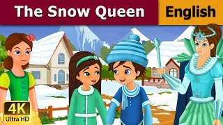 Snow Queen in English | English Story | Fairy Tales in English |Bedtime Stories| English Fairy Tales