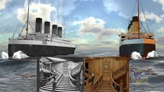 Титаник II. Различия и  схожесть. Не повторит ли он судьбу предшественника(Точная копия легендарного лайнера строится компанией «Blue Star Line» по заказу австралийского миллиардера..., 2016-02-16T10:00:00.000Z)