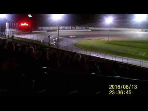 Lebanon I 44 Speedway Roper Classic Pro Late Model feature  8 13 16