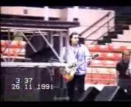 TED NUGENT Soundcheck 1991 Pt 3 - Weekend Warriors