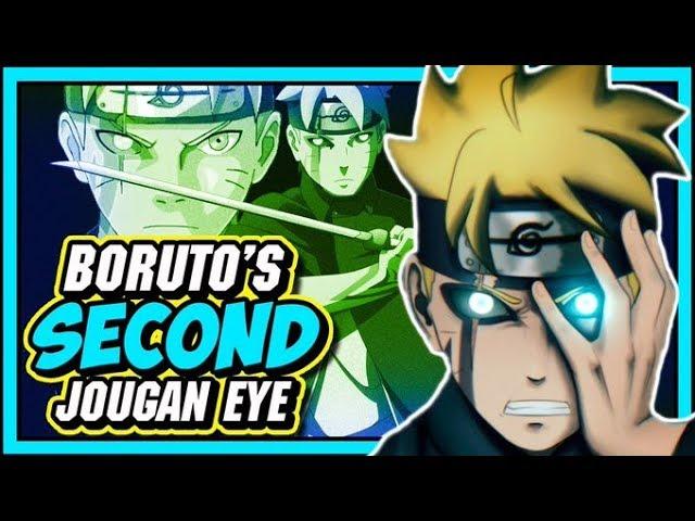 Will Boruto Awaken A Second Jougan Eye In Boruto Naruto Next Generations Youtube