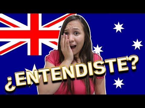 ¿Cómo Es El INGLéS AUSTRALIANO? | Acá En Australia