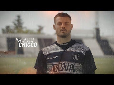 Ignacio Chicco, Bienvenido Al Mundo Talleres
