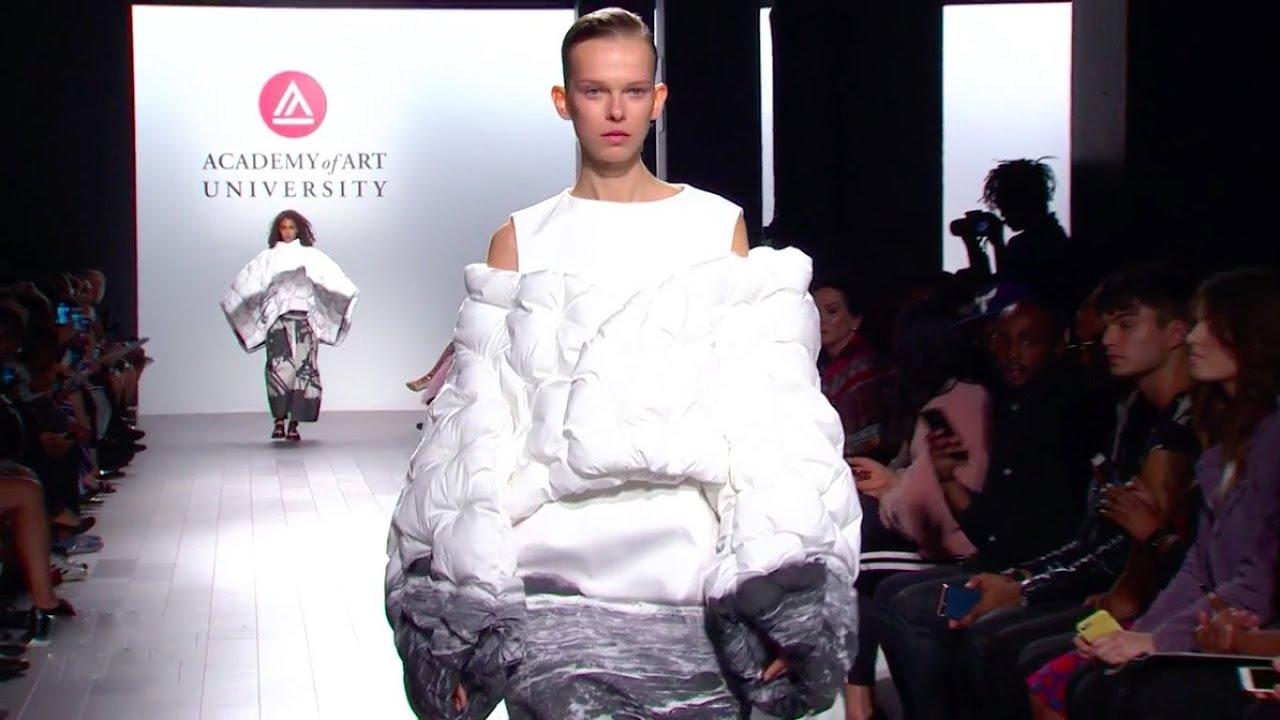 Academy of art university fashion show 2018