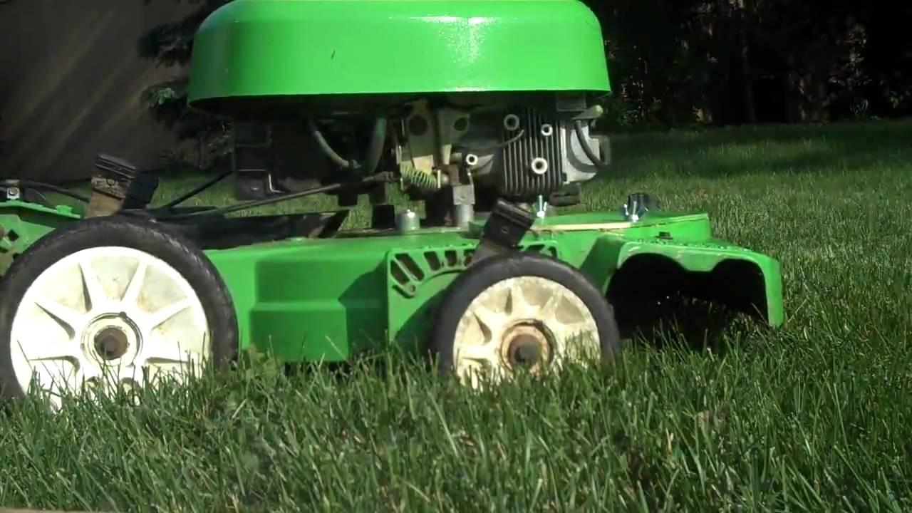 My New Lawn Boy 10550 Duraforce Mower-2003