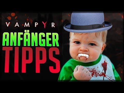 VAMPYR TIPPS -
