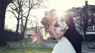 Wedding in London Stratford together with Alina & Radu's