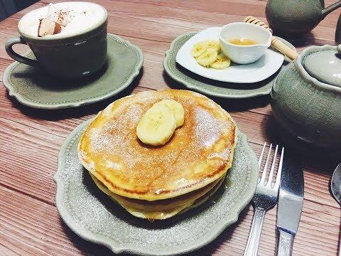 طريقة-تحضير-البان-كيك-pancakes-recipe