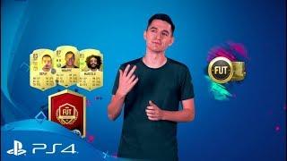 fIFA 19  Ultimate Team вместе с FC KEFIR: часть первая  PS4