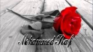 Mohammed Rafi,Jab Bhi Yeh Dil Udas Hota Hai 1971 film Seema