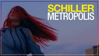 """SCHILLER: """"Metropolis"""" // Official Video // UltraWide 4K"""