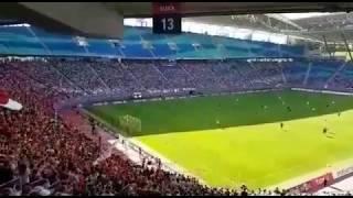 Abschiedsspiel für Dominik Kaiser von RB Leipzig
