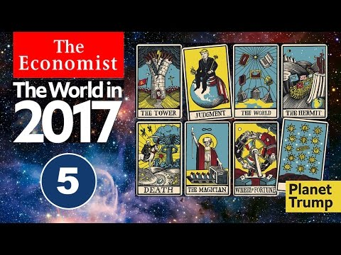The Economist. The world in 2017 (05)