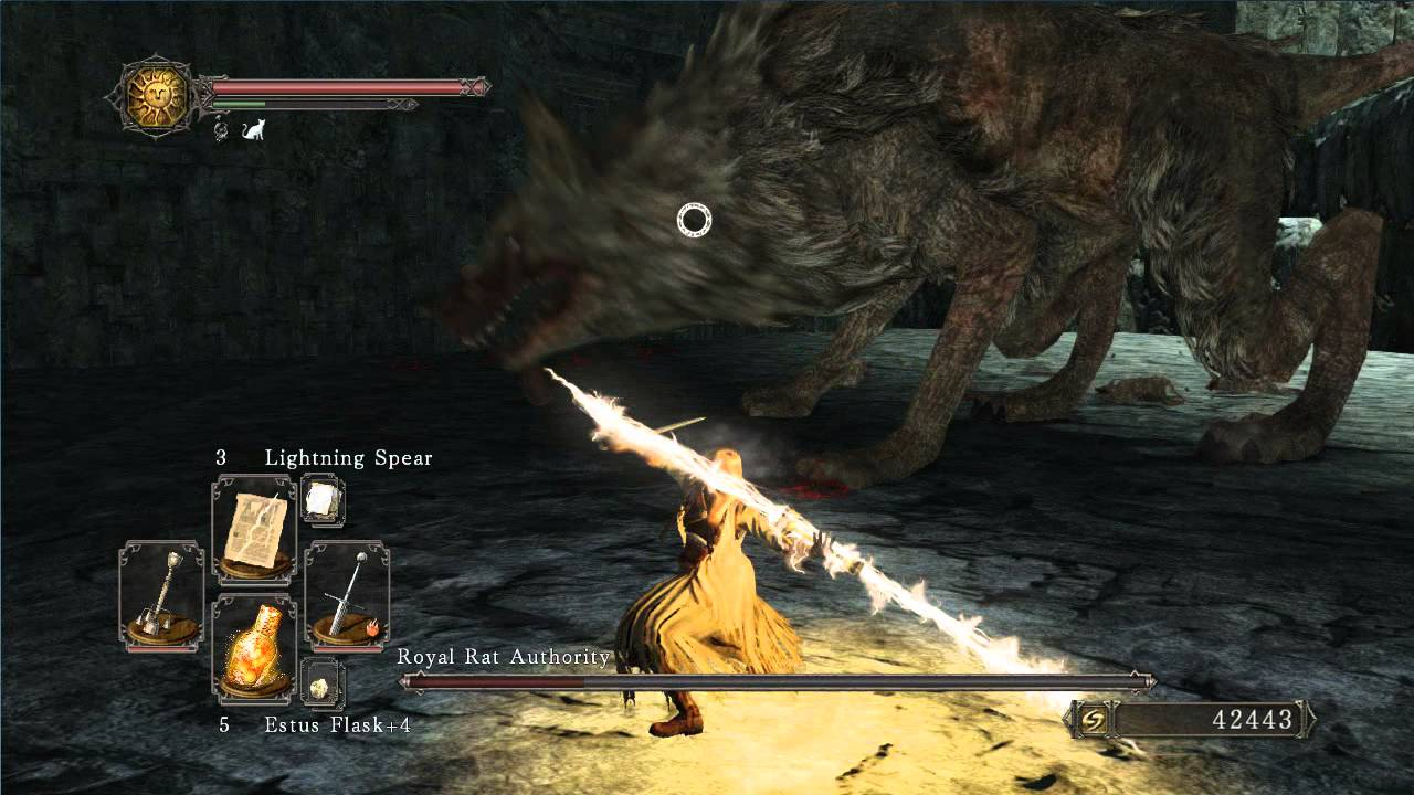 Dark Souls 2 Royal Rat Authorties Youtube