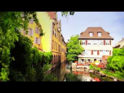 Colmar, capitale des vins d'Alsace !