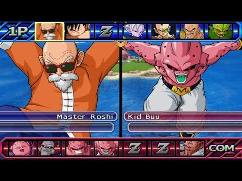 Lão Già Rùa vs Mabư ( Majin Buu ) - Dragon Ball Song Đấu - 7 Viên Ngọc Rồng  - Single Battle Gameplay