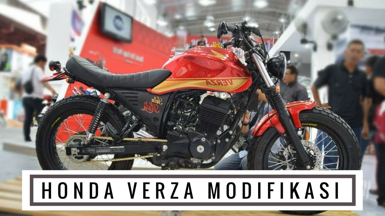 HONDA VeRZA MODIFIKASI