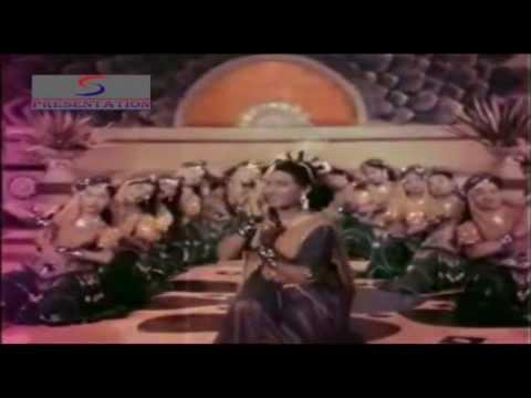 Aa Gayi Bahar - Shamshad Begum - HAATIMTAI - Jairaj, Shakeela, B M Vyas