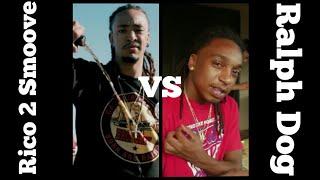 bulldog rap vs norteno rap video, bulldog rap vs norteno rap clip