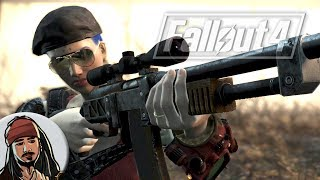 Fallout 4 Funny Moments (Fails, Brutal, Glitches, Funtage) P.7