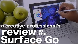 Creative Professional's Surface Go Review