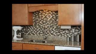 Kitchen Remodel - Kitchen Design With Maple Cabinets And White Appliances
