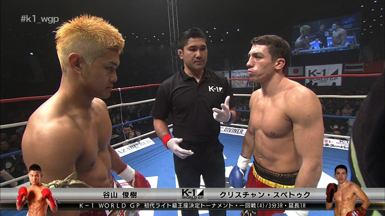 OFFICIAL】2017.2.25 谷山俊樹vs...