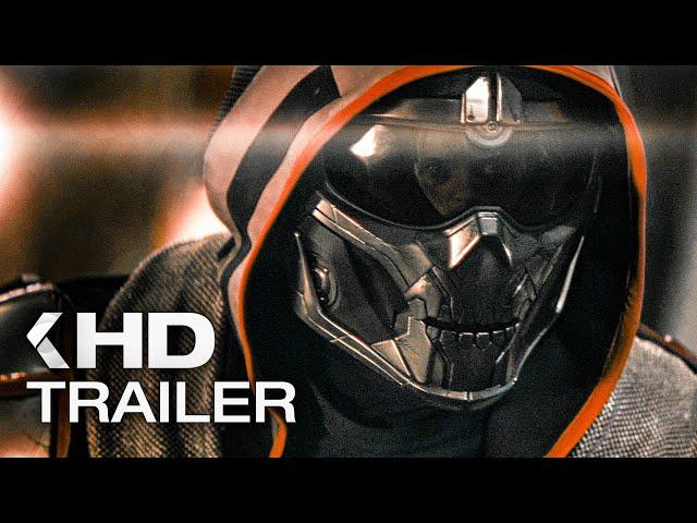 BLACK WIDOW Trailer 2 German Deutsch (2020)