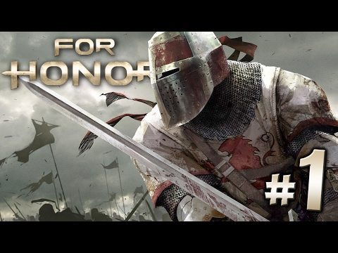 FOR HONOR FULL Campaign Walkthrough : Ep1 The Knight Campaign