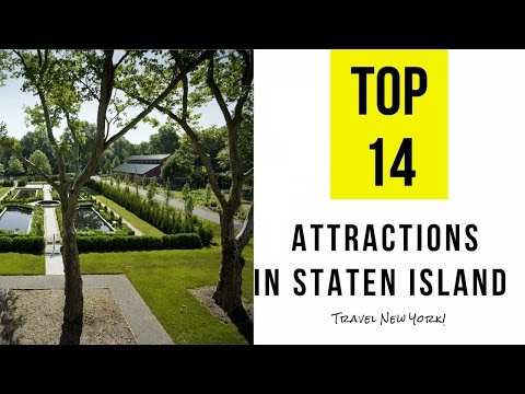 Top 14. Best Tourist Attractions in Staten Island - New York