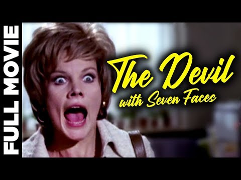 The Devil with Seven Faces (1971) | Mystery, Thriller Movie | Carroll Baker, Stephen Boyd