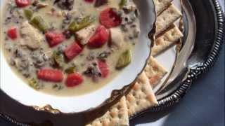 Minnesota Wild Rice Chicken Soup Recipe And Tutorial