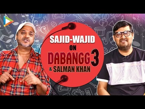 """Dabangg 3 ka soundtrack was very CHALLENGING"": Sajid Wajid  Judwaa 2"