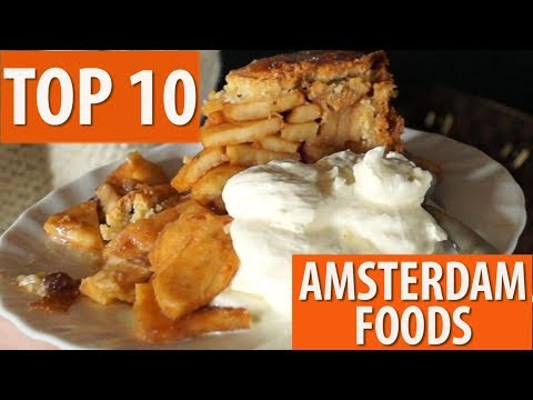Top 10 Best Dutch Foods in Amsterdam