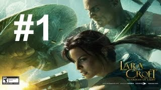 Let's play together Lara Croft and the Guardian of Light - #1 [Deutsch/HD]