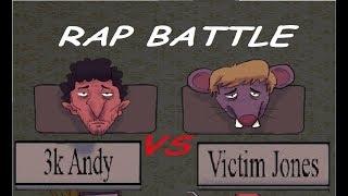 Ice Poseidon vs Mitch Jones Epic Rap Battle