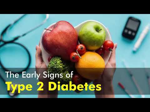 Type 2 diabetes symptoms in Senior Citizens | Early Diabetes signs | How to cut down on Sugar